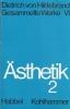 Hildebrand, Dietrich von: Ästhetik, Band 2 (kart.)