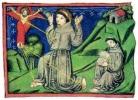 Miniaturen zu Franziskuslegenden