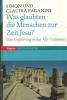 Paganini, Cimon und Claudia: Was glaubten die Menschen zur Zeit Jesu?