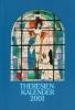 Theresien-Kalender 2001